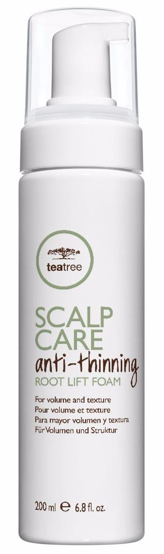 Tea Tree Scalp Care Root Lift Foam