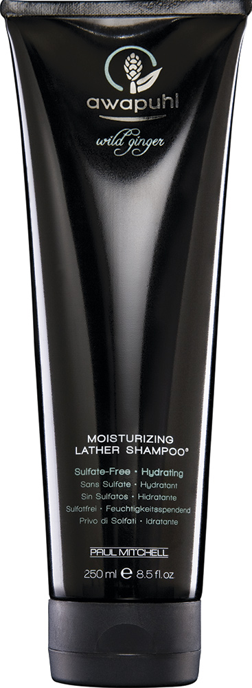 Moisturizing Lather Shampoo