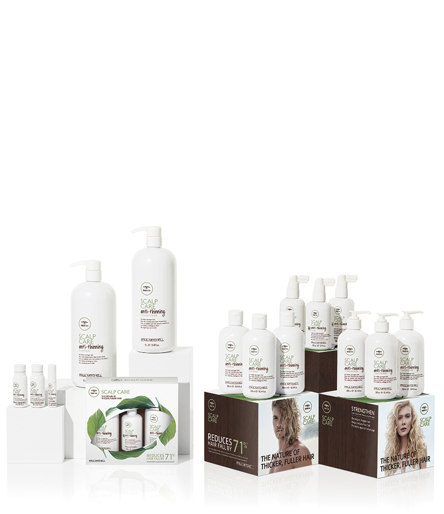 Tea Tree Scalp Care Salon Intro Kit